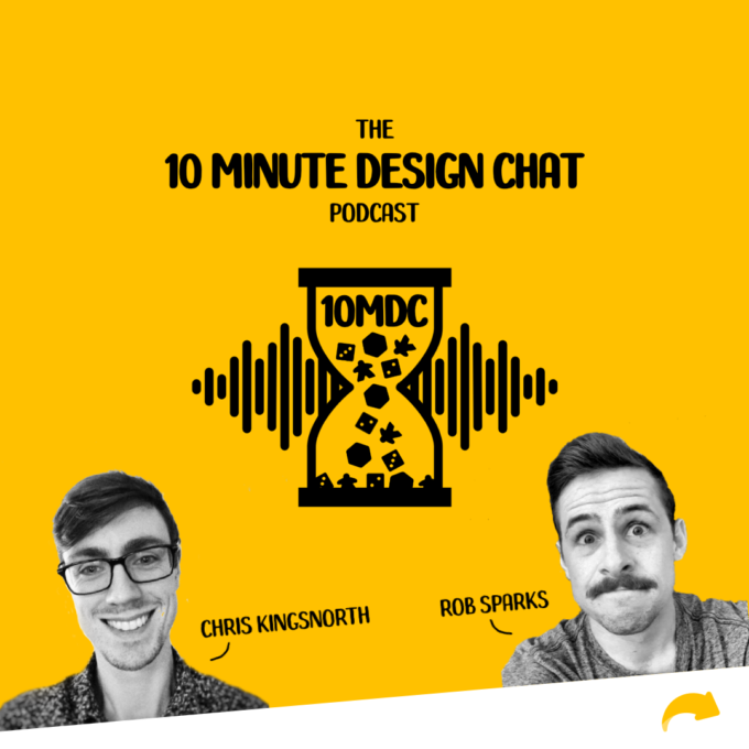 10 Minute Design Chat